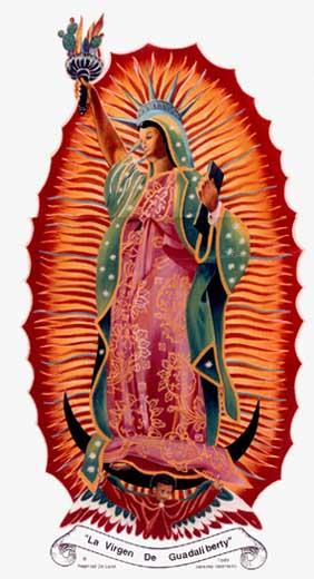 Nephtalí de León, La Virgen de Guadaliberty, 1999